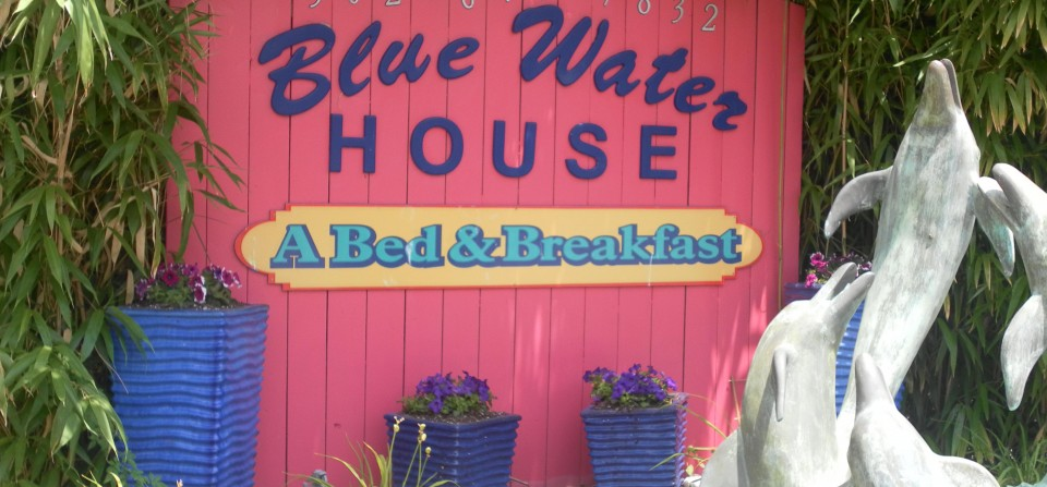 The Blue Water House Bed & Breakfast