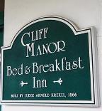 Cliff Manor Bed & Breakfast